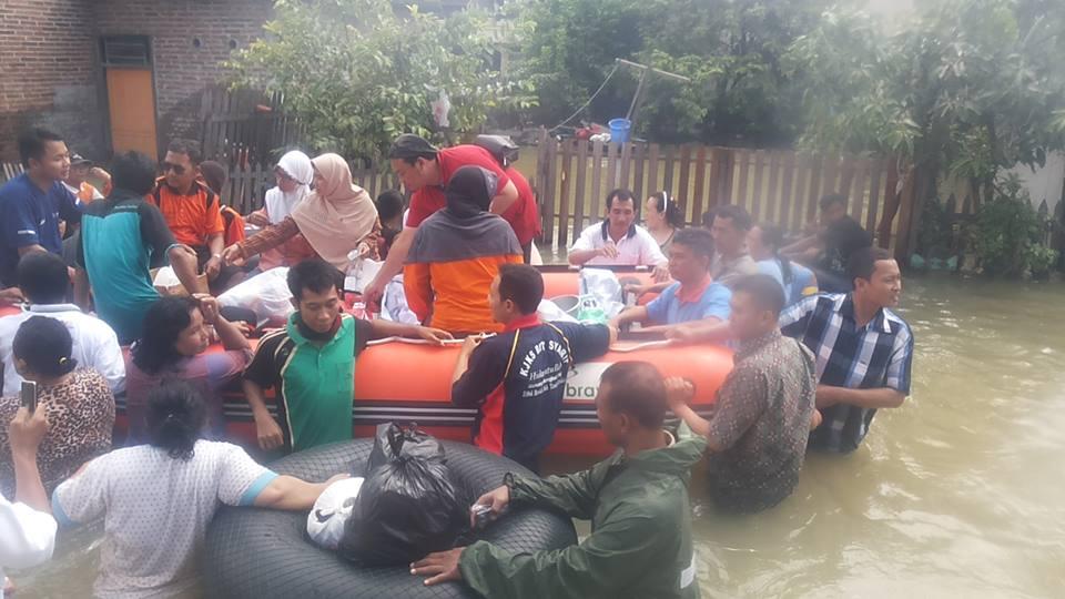 BMT Fastabiq Peduli Korban Banjir Pati