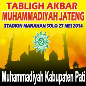 TABLIGH AKBAR MUHAMMADIYAH JATENG