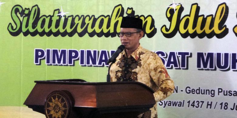 Tito Karnavian Jalin Silaturahmi Dengan Muhammadiyah
