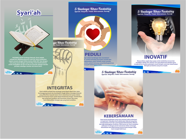 5 Hal Ini, Jadi Budaya di KSPPS Fastabiq Khoiro Ummah