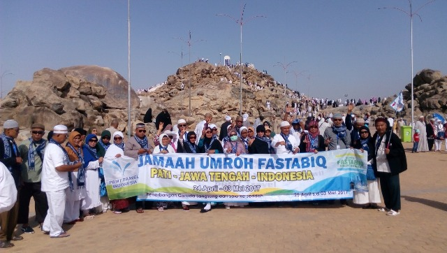 Umroh Aman Bersama KSPPS Fastabiq Khoiro Ummah