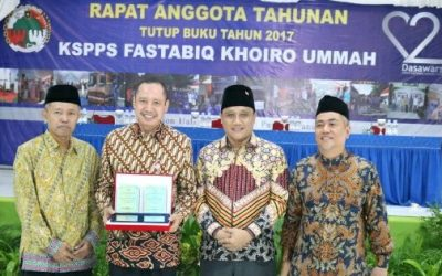 Jaga Kepercayaan Anggota, KSPPS Fastabiq Konsisten Gelar RAT di Bulan Januari