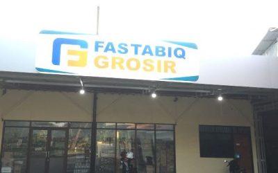 Fastabiq Grosir Buka Hingga Pukul 21.00 wib