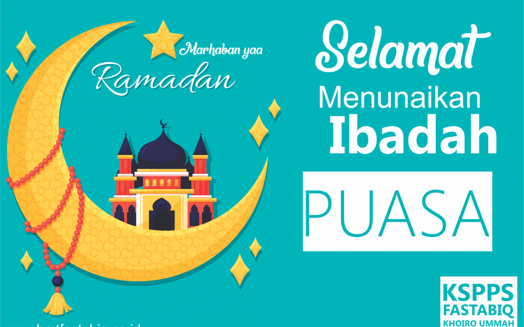 Substansi Ramadhan Sesuai Hadis Nabi Muhammad SAW