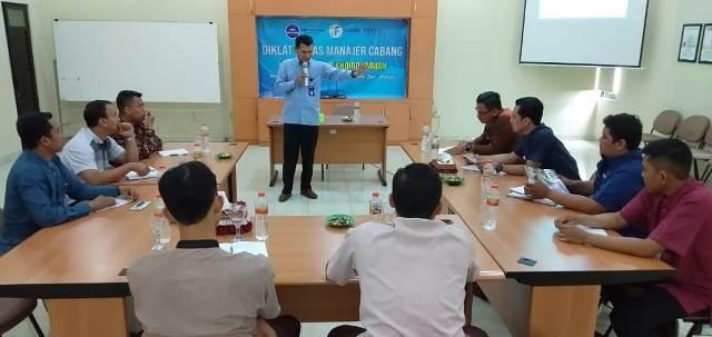 Lahirkan Leader, BMT Fastabiq adakan Diklat Tunas Manajer Cabang