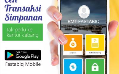 Fastabiq Mobile App, Permudah Akses Informasi Rekening