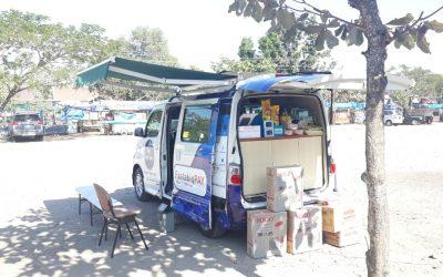 BMT Fastabiq Hadir di Pasar Pamotan Rembang